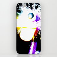 The Funky Ostrich iPhone & iPod Skin
