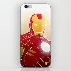 Iron Man Armor iPhone & iPod Skin