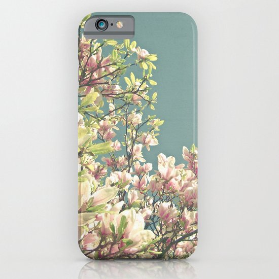 Magnolia in Bloom iPhone & iPod Case