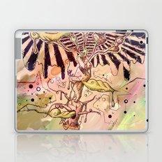 Magic Beans (Alternate colors version) Laptop & iPad Skin