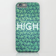 HIGH TYPO! Cannabis / He… iPhone 6 Slim Case