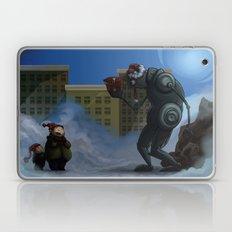 Robots Aint Scary Laptop & iPad Skin