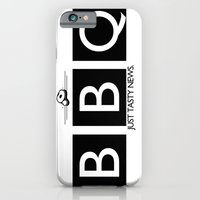 iPhone & iPod Case featuring BBQ by micheleficeli