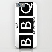 BBQ iPhone 6 Slim Case