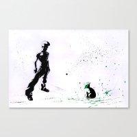 Urchin Canvas Print