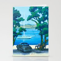 Of Boats and Summer Stationery Cards