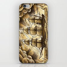 Sailing Winds iPhone & iPod Skin