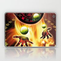 Poster Cirkus Laptop & iPad Skin