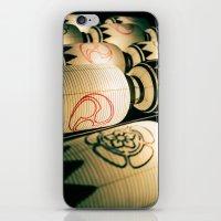 Japanese Festival Latern… iPhone & iPod Skin