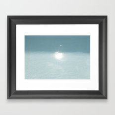 Sparkle Framed Art Print