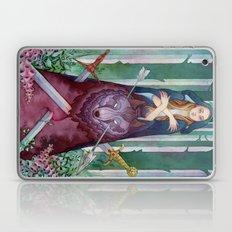 The Lady Laptop & iPad Skin