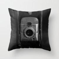 1954 Model 80 Throw Pillow