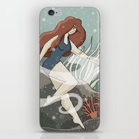 Bottom Of The Sea iPhone & iPod Skin