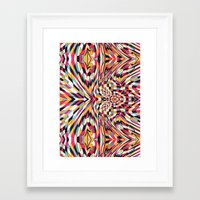 Rebel Ya Framed Art Print