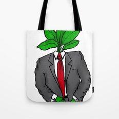 Mint Romney Tote Bag