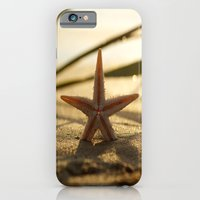 iPhone & iPod Case featuring Starfish Still life on the beach by Tanja Riedel