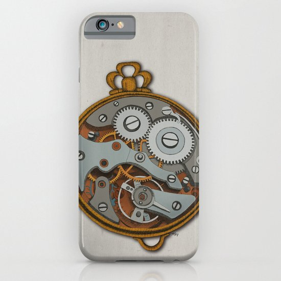 Pieces of Time iPhone & iPod Case