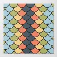 Modern Blend Canvas Print