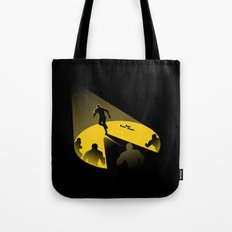 Endless Chase Tote Bag