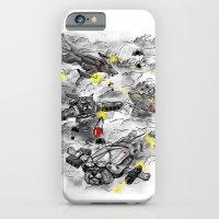 Dog Fight iPhone 6 Slim Case