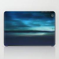 Blue Landscape iPad Case
