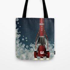 Thunderbird 3 Tote Bag