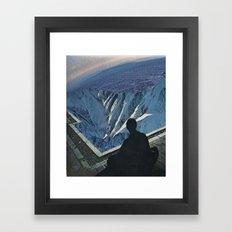 tito joris (ear) Framed Art Print