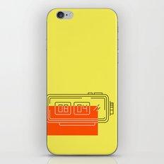 Timer iPhone & iPod Skin