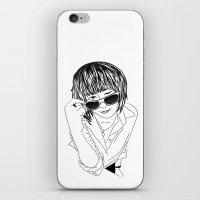 Drawing iPhone & iPod Skin