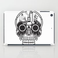 The Daily Grind iPad Case