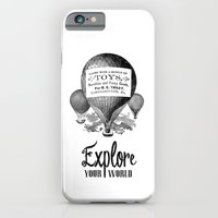 Explore Your World iPhone 6 Slim Case