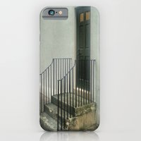 iPhone & iPod Case featuring Knock Knock Who's There by Sir Harvey Fitz