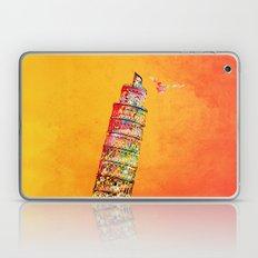leaning tower Laptop & iPad Skin