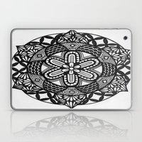 Flower Mandala Laptop & iPad Skin