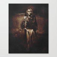 No Evil Canvas Print