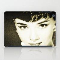 Audrey Hepburn iPad Case