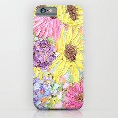 Autumnal Garden iPhone 6 Slim Case