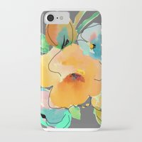 fall iPhone & iPod Cases featuring fall by Ariadne
