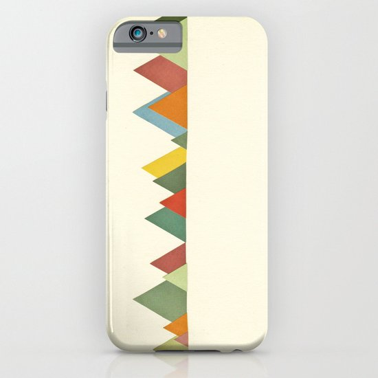 Mountain range iPhone & iPod Case