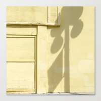 #SHADOW PLAY - HOLLYWOOD FLORIDA USA  Canvas Print