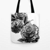 Four Roses Tote Bag