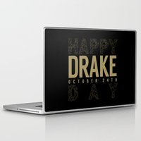 birthday Laptop & iPad Skins featuring Birthday by October's Very Own