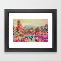 Fool's Gold Framed Art Print
