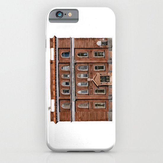 Wright Building iPhone & iPod Case