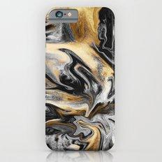 Gold Veins iPhone 6 Slim Case