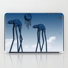 Dali's Mechanical Elephants - Blue Sky iPad Case