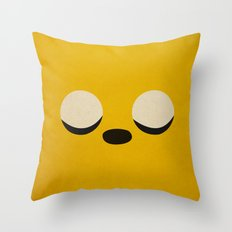Minimalist Adventure Tim… Throw Pillow