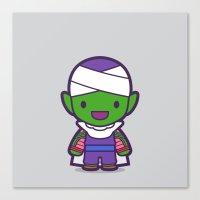 Piccolo Canvas Print