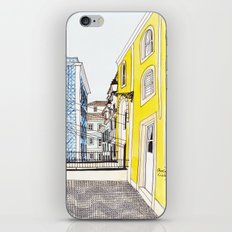 Beautiful Lisbon by Charlotte Vallance iPhone & iPod Skin