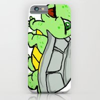 childish turtle  iPhone 6 Slim Case